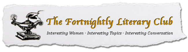 Interesting Women – Interesting Topics – Interesting Conversation