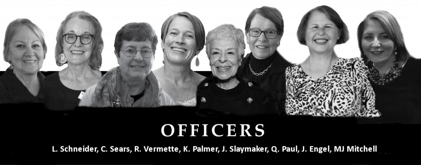 Fortnightly Club Officers